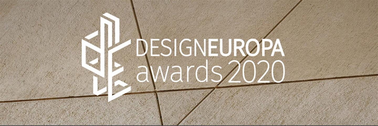 Logo for DesignEuropa Awards 2020